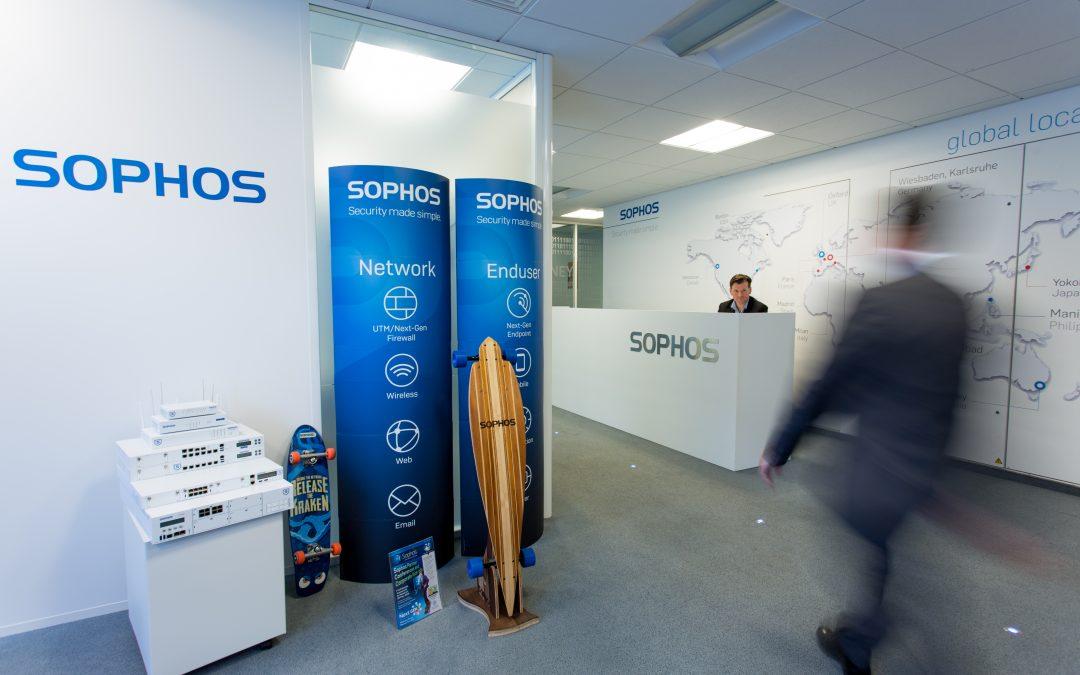 6 raisons de choisir Sophos pour sécuriser l'informatique de votre entreprise